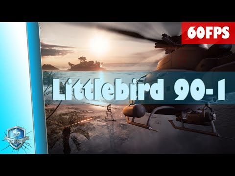 Battlefield 4: Scout Helicopter Gameplay #6 (90-1)