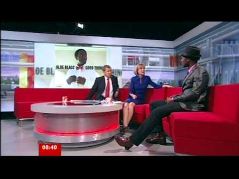 Aloe Blacc - BBC interview (2011)