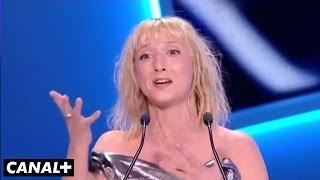 Audrey Lamy - Sketch aux César 2013