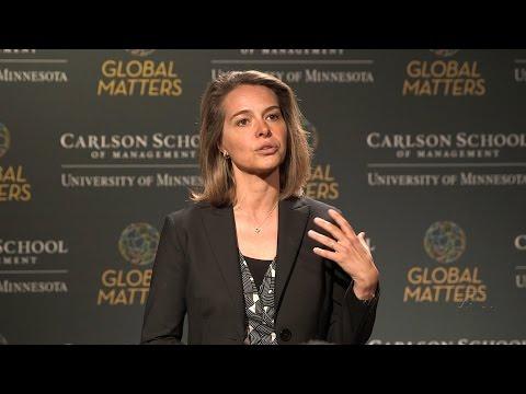 Erin Meyer: Working Across Cultures - Global Matters