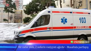 Paytaxta hava hücümü, 1 türk Bakıda öldü, Kamran Qurbanovdan danışdı