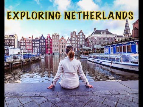 Exploring Netherlands | 2019 | Rhythm To Life Vlog