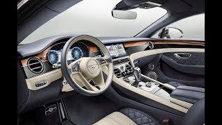 New Bentley Continental GT Concept 2018 - 2019 Review, Photos, Exhibition, Exterior and Interior