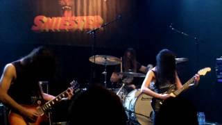 DOOL - Vantablack (Live) @ Sniester Festival, Den Haag 2016