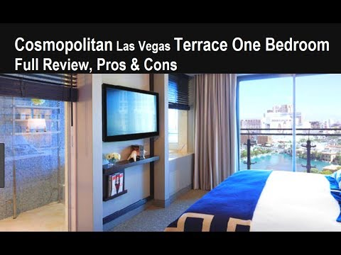 Terrace One Bedr COSMOPOLITAN Vegas:  What you REALLY need to know - from top-buffet.com