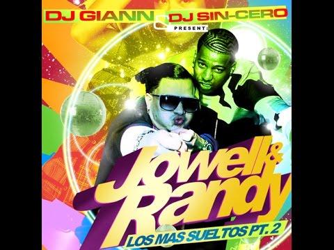 Jowell & Randy - Los Más Sueltos The Mixtape II (2008)
