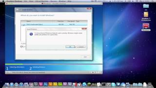 How to Install Windows 7 on Parallels Desktop