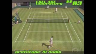 Full Ace Tennis Simulator PC Games Gameplay - Prototype
