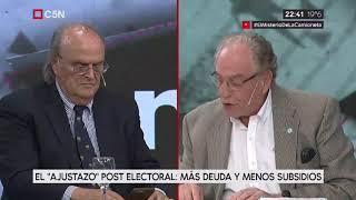 19-09-2017-Carlos Heller en C5N-Minuto Uno, con Gustavo Sylvestre (parte 2-4)