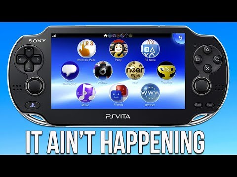 Sony Just Officially Destroyed Your Hopes For A PS Vita Successor