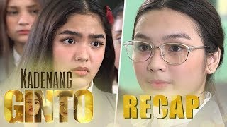 Kadenang Ginto Recap: Cassie and Marga's face off