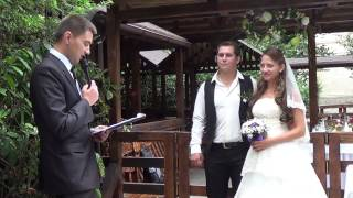 Дима и Кристина Свадьба