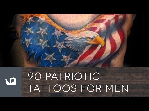 90 Patriotic Tattoos For Men