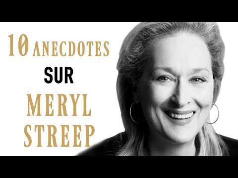 10 ANECDOTES SUR... MERYL STREEP