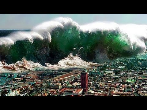 Natural Disaster Recorded On Camera