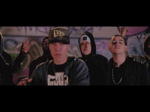 Santa Fe Klan - Haciendo Hip Hop (Ft. Neto Peña)