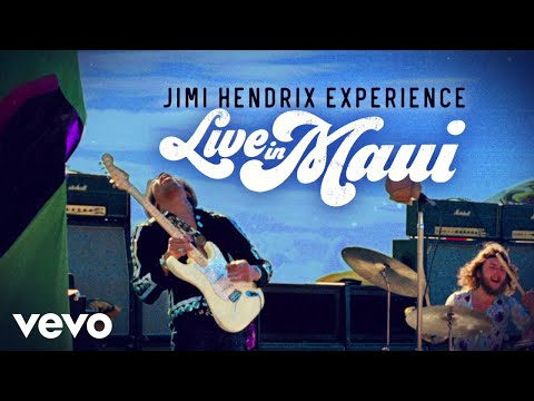 Music, Money, Madness . . . Jimi Hendrix In Maui (Film Trailer)