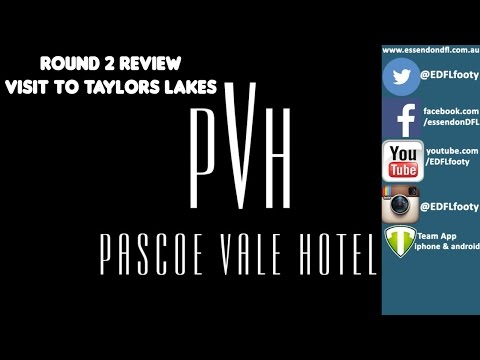 EDFL Web TV - R2 Review/Taylors Lakes Visit