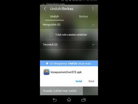 [Update] Cara Melanjutkan Download Yang Gagal Di Uc Browser + Video Tutorial