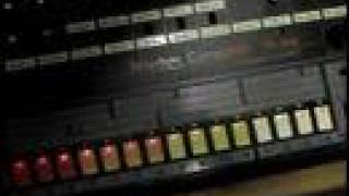 Roland TR-808 Drum Machine Demo Video
