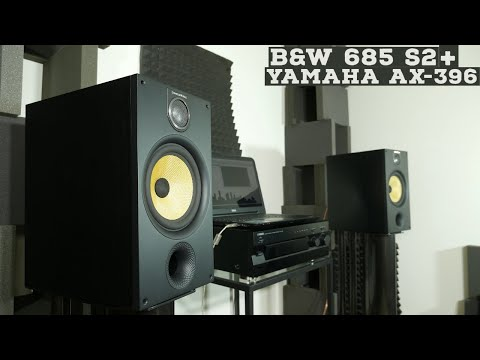 b&w-685-s2-speakers-+-yamaha-ax-396-amplifier-sound-test-[hq]
