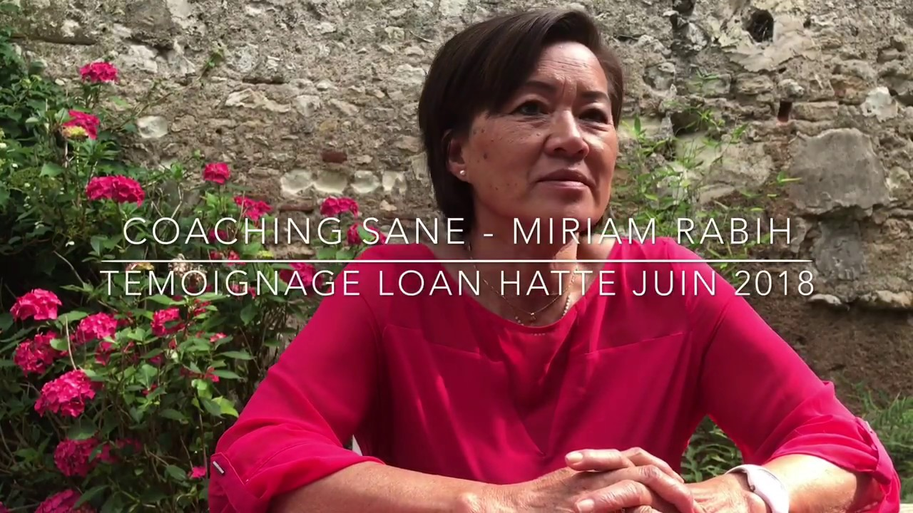 Témoignage Coaching SANE - Orléans 2018