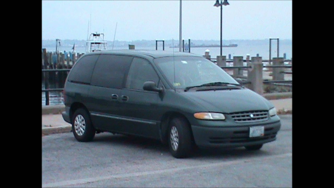 R i p 1999 plymouth voyager
