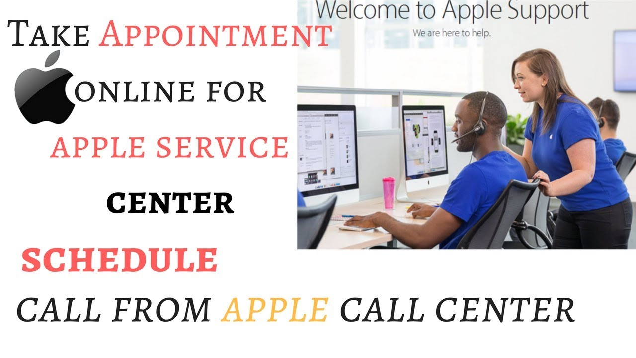 How to book appointment online for apple service center India 2017 | APPLE  SUPPORT APP | HINDI