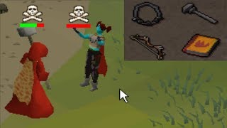 Rushing Pkers on W37 (High Risk World)