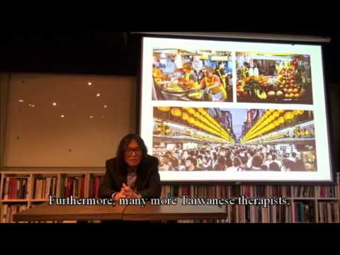 Ming-Min Yang: Taiwan Centre for the Development of Psychoanalysis