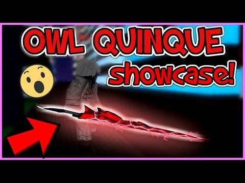 Ro-Ghoul - Owl Quinque Showcase !