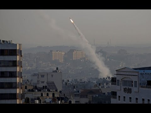 Palestinians fire rockets after Israel assassinates Islamic