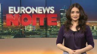 Euronews Noite   As notícias do Mundo de 3 de junho de 2019