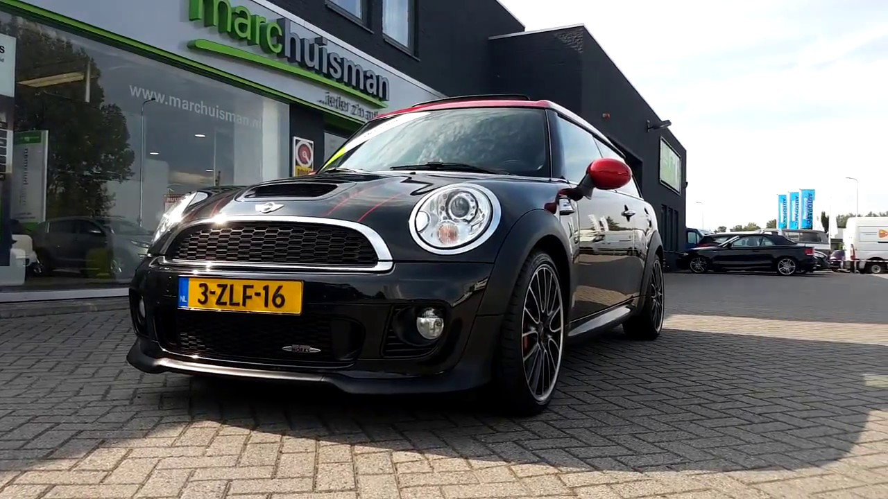 Mini Clubman 16 John Cooper Works Occasion Review Video Youtube