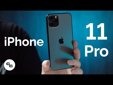 IPhone 11 Pro - Unboxing, Setup, First Impressions - Krazy Ken's Tech Misadventures