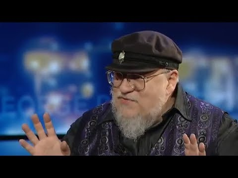 George RR Martin on How He Avoided the Vietnam War - YouTube