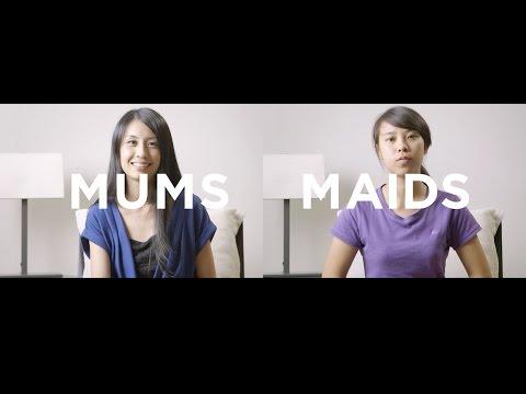 Mums and Maids #igiveadayoff