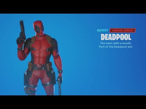 How To Unlock Deadpool (All Deadpool Challenges Weeks 1-7) - Fortnite