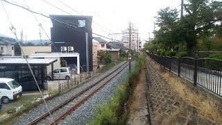 まだまだ頑張る福井鉄道880系