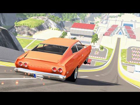 Epic High Speed Jumps #79 – BeamNG Drive | CrashBoomPunk