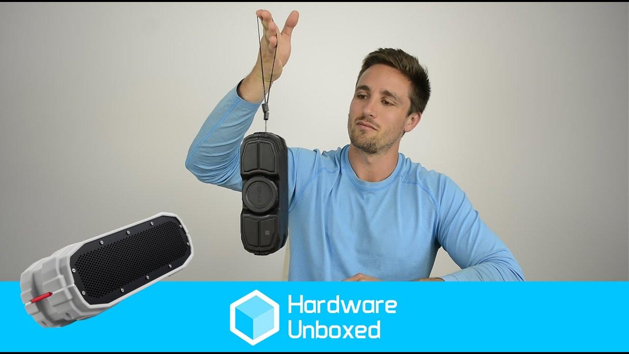 BIGGEST, BADDEST, LOUDEST Bluetooth Speaker! - YouTube
