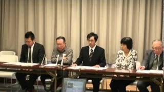 日本のクマを絶滅させないための緊急声明② 2010.10 日本熊森協会