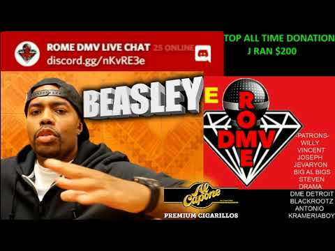 PT.10 BEASLEY TALKS RYDA BOOKING ISSUES | TSU SURF UPDATE | DIZ vs OXXXYMIRON