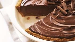 Easy Chocolate Pie - Recipe