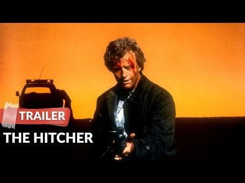 The Hitcher 1986 Trailer HD   Rutger Hauer   C. Thomas Howell
