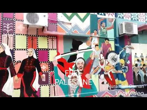#NaboSolo : Street Art Kota Bharu