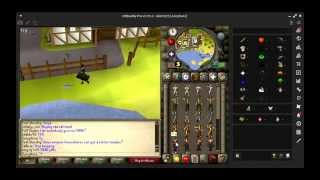 OSRS CLUE CRY ON THE SHORE OF CATHERBY BEACH (MEDIUM)