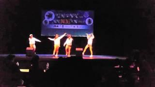 亞洲中學生校際嘻哈舞蹈大賽2016澳門分區賽-愛•回家
