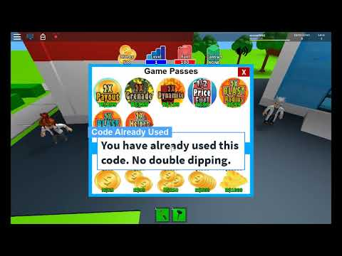 DemoVille code for roblox