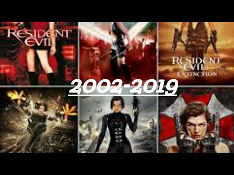 Download Evolution Of Resident Evil Movies by S Pro Channel